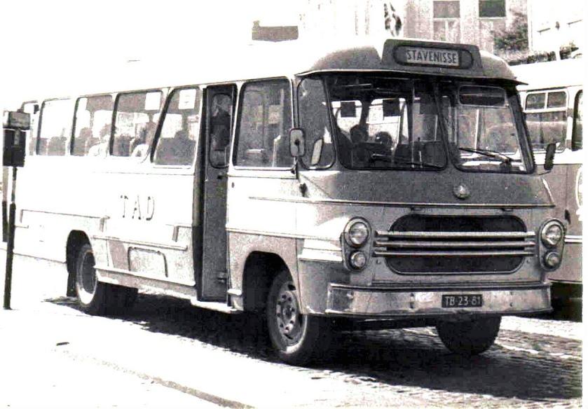 1958 TB-23-81 Mercedes-Benz carr. Domburg