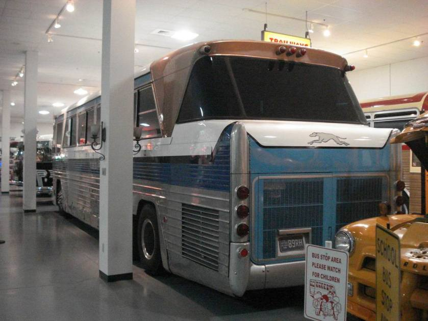 1959 MACK MV 620 Greyhound AACA Museum Hershey, Pennsylvania