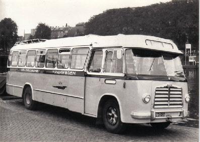 1959 MAN 530 SOC1 MAN D 1246M2 carr Verheul GTW 524