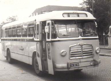 1959 MAN 760UOC1 MAN Unterflur160pk carr Verheul GTW551