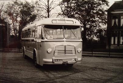 1959 MAN 760UOC1 MAN Unterflur160pk carr Verheul GTW552