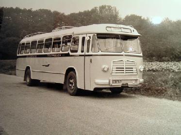 1959 MAN 760UOC1 MAN Unterflur160pk carr Verheul GTW557
