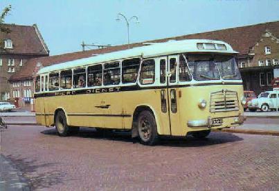 1959 MAN 760UOC1 MAN Unterflur160pk carr Verheul GTW558