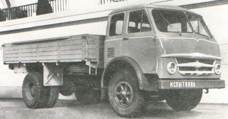 1959 maz 500