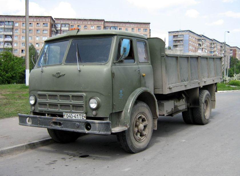 1959 Maz 500A