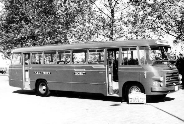 1959 Volvo Medema Appingedam Lijnbus bus 32