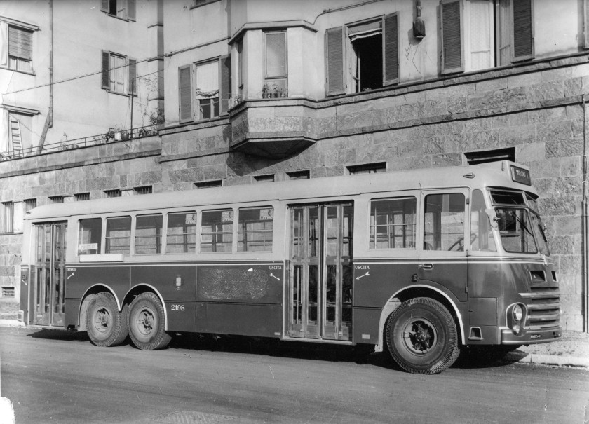 1960 BUS 150A Macchi