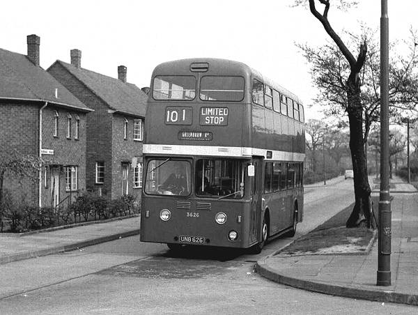 1960 Leyland PDR1-1 Atlanteans with Metro-Cammell H44-33F body