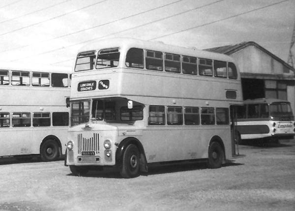 1960 Leyland Titan PD2-31 with Massey bodywork
