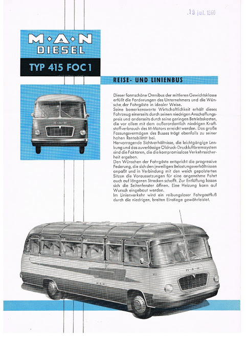 1960 MAN Type 415 FOC1