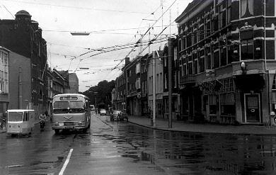 1960 MAN VB10 MAN D1546M1U 153pk carr verheul GTW606