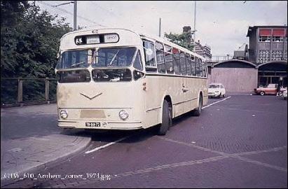 1960 MAN VB10 MAN D1546M1U 153pk carr verheul GTW610
