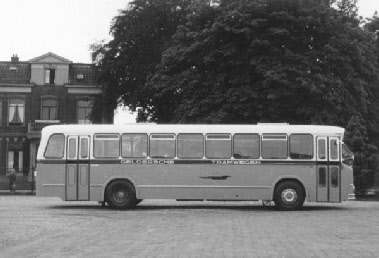 1960 MAN VB10 MAN D1546M1U 153pk carr verheul GTW612