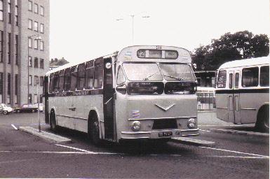 1960 MAN VB10 MAN D1546M1U 153pk carr verheul GTW614