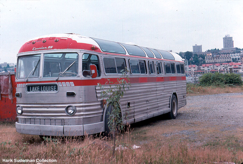 1960 MCI Courier 96