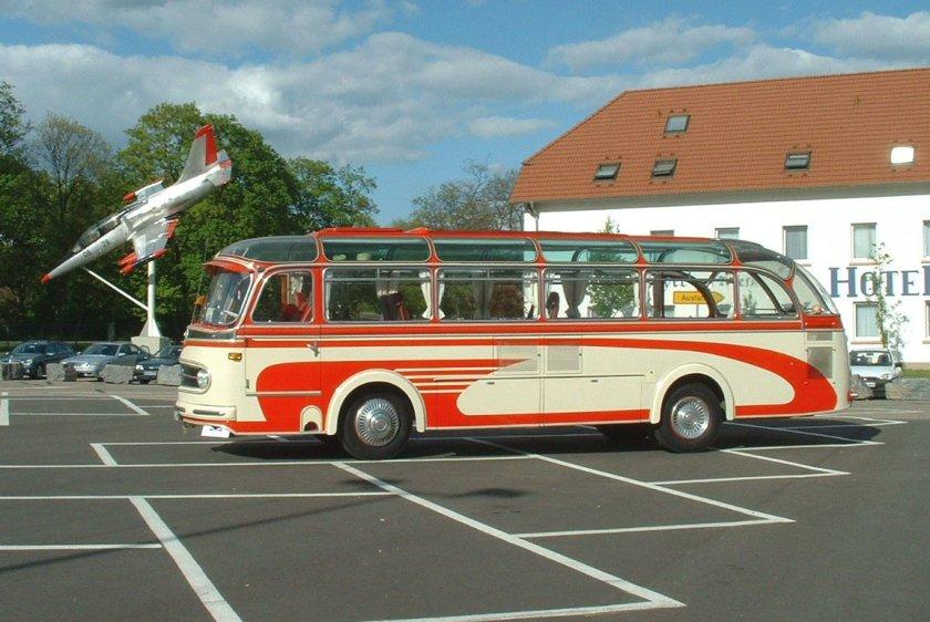 1960 MERCEDES Benz 0321 H
