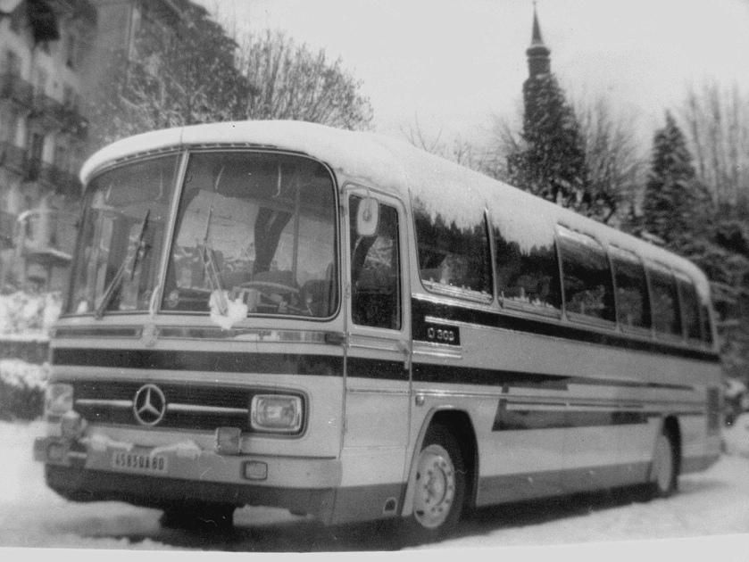 1960 MERCEDES-BENZ O302