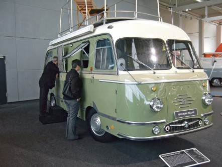 1960 Mikafa-Reisemobil