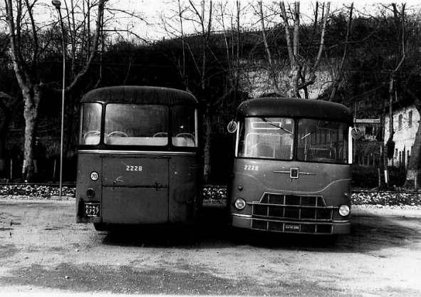 1961 Fiat 306-2 Macchi 1961 1972-1973