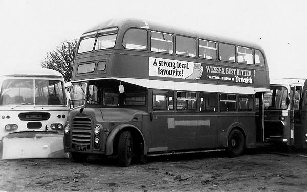 1962 Leyland Titan PD2A-30 with Massey bodywork