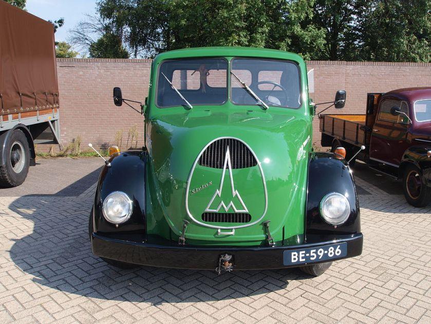 1962 Magirus-Deutz Sirius 90L