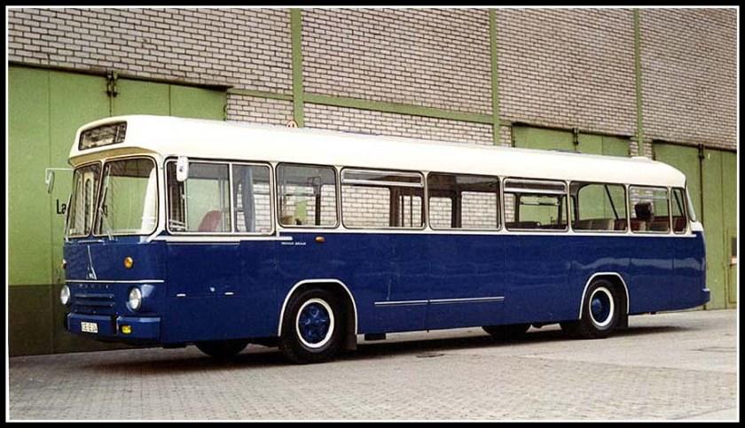 1962 Magirus Deutz