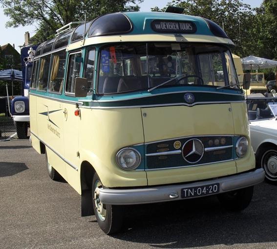 1962 Mercedes-Benz L 319 D