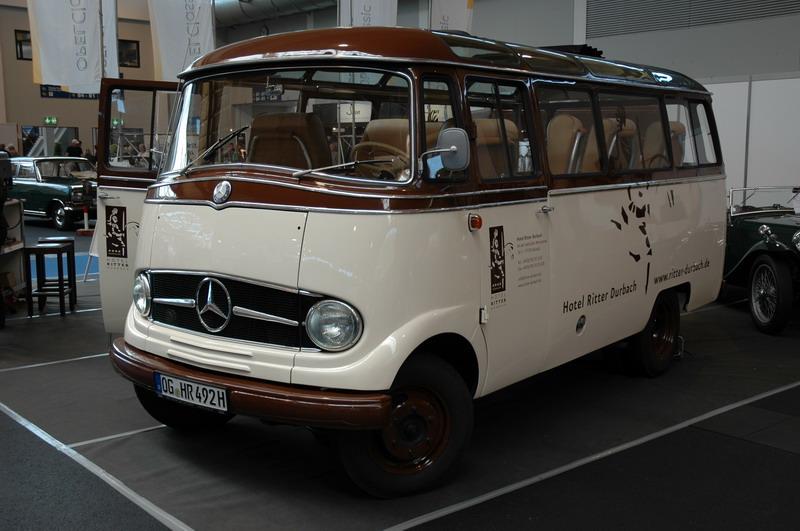 1962 Mercedes Benz OGHR492H