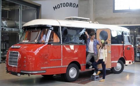 1962 Mifaka Wolfgang Wagner Caravan Salon