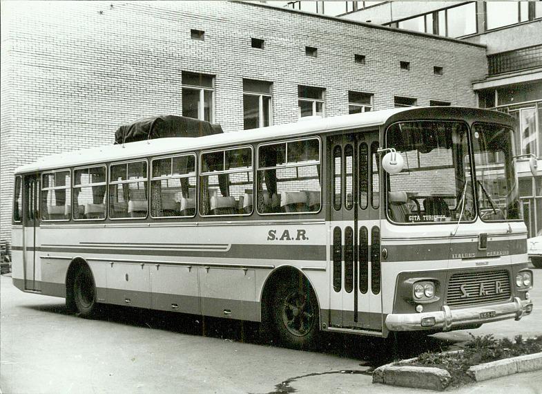 1963 FIAT Menarini Italbus