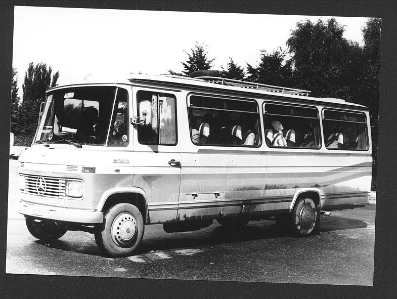 1963 Mercedes-Benz 608D Menarini