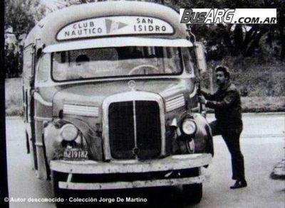 1963 Mercedes Benz L312 El Condor Argentinië