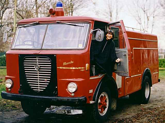 1964 Esadelta B 401 bodied by Macchi