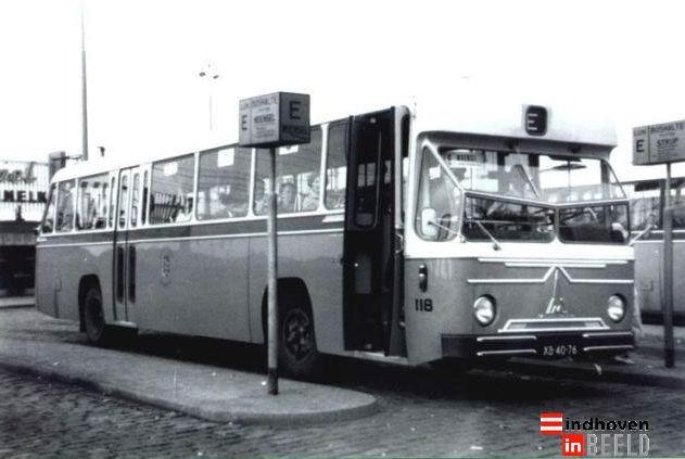 1964 Magirus 118 de City Eindhoveninbeeld