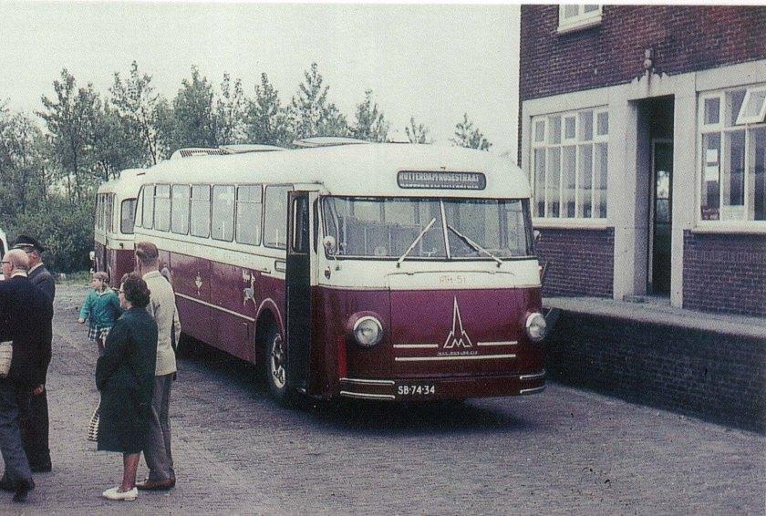1964 Magirus Deutz no51 RTM Nijlgau