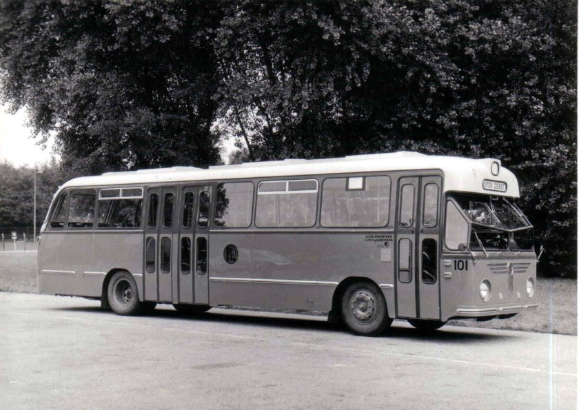 1964 Magirus Deutz RET 101