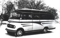 1964 Mercedes Benz Ernst Auwärter Aufbau