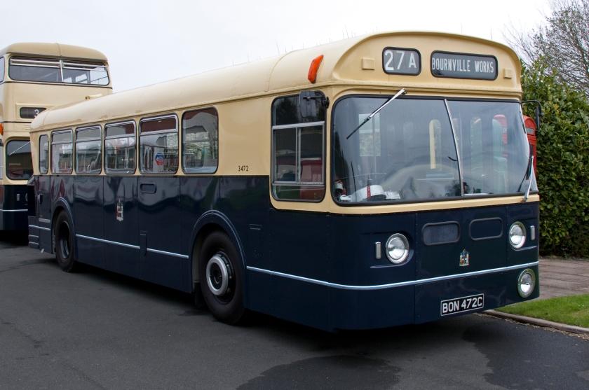1965 Daimler Fleetline Marshall