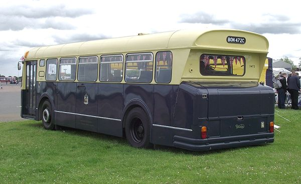 1965 Daimler Fleetline with Marshall B37F body