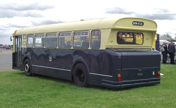 1965 Daimler Fleetline with Marshall B37F body