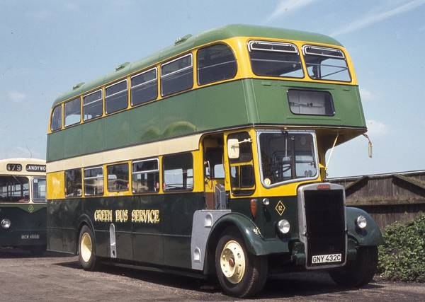 1965 Leyland Titan PD3-4 with Massey L35-33RD bodywork
