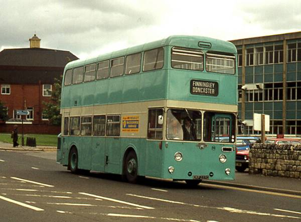 1965 Massey H43-31F bodied Leyland PDR1-1a