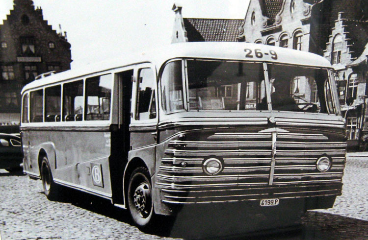 1965 Miesse- VanHool B