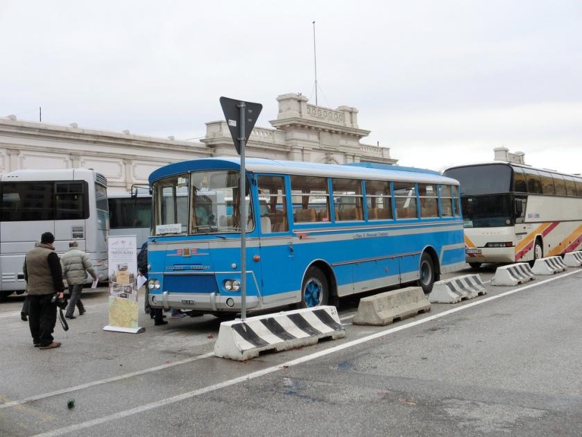 1966 Fiat 309 Menarini SDM Sintesi del Meglio Trieste