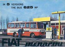 1966 Fiat 625NP Menarini Tour Bus