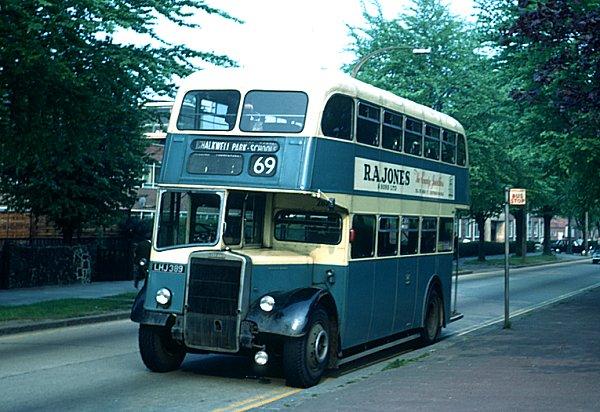 1966 Leyland Massey ss287b