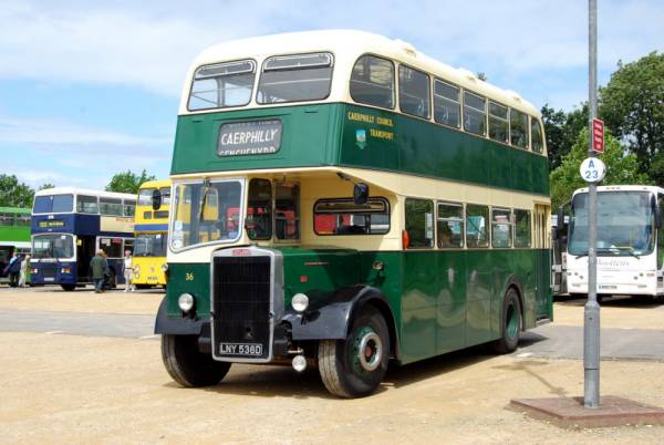 1966 Leyland PD2-37 with Massey L31-29RD