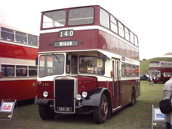 1966 Leyland Titan PD2-37 with Massey H41-31F body