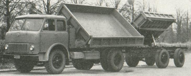 1966 maz 511