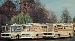 1966 verließ der letzte MIKAFA-Wohnwagen das Werksgelände